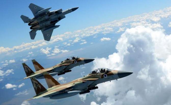 The Saker:  Почему Путин разрешил Израилю бомбить Сирию