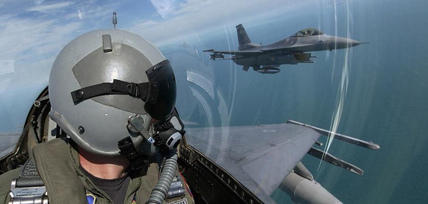 ВКС РФ довели летчиков ВВС США в Сирии до нервного истощения