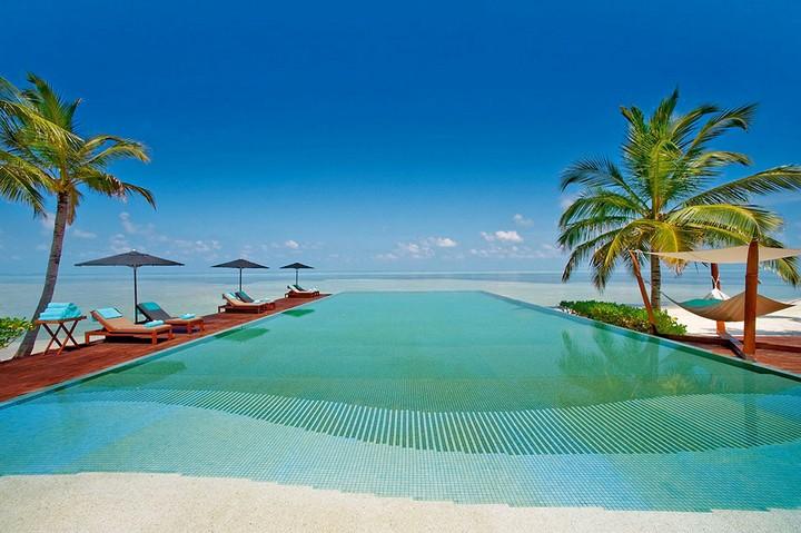 Райский отдых на Мальдивах… (24 фото)