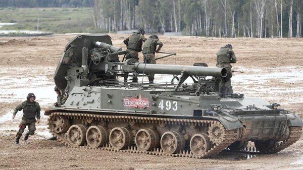 Российский «Тюльпан» станет ударным элементом сетецентрических войн