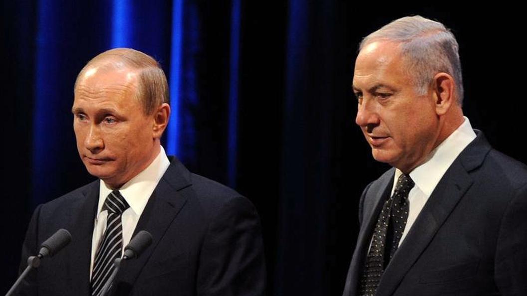 Израиль пытается вовлечь Путина в интриги против Ирана