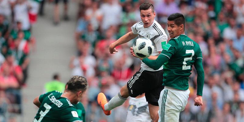 Жозе Моуринью: «Немцы заслужили это поражение»