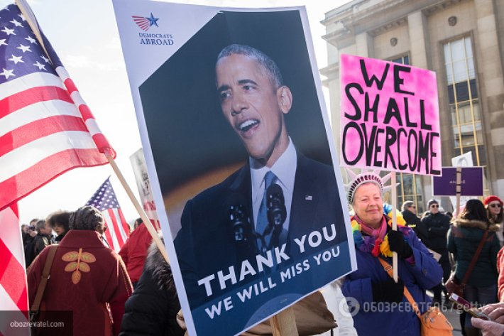 Обама раскритиковал решение Трампа о сворачивании депортационной программы