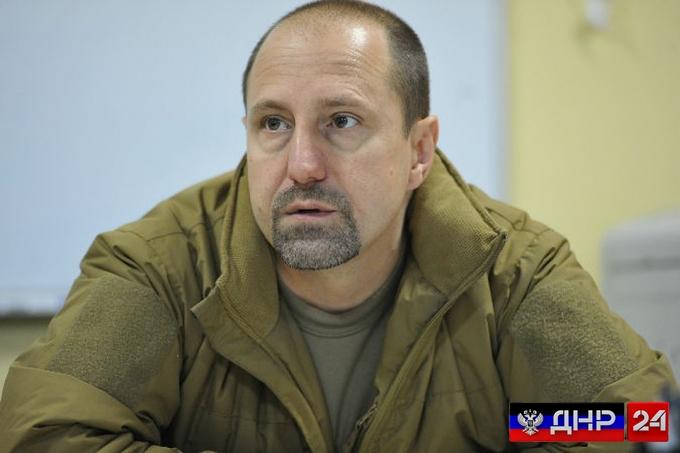 Кандидата на пост главы ДНР Ходаковского не пустили на территорию Республики