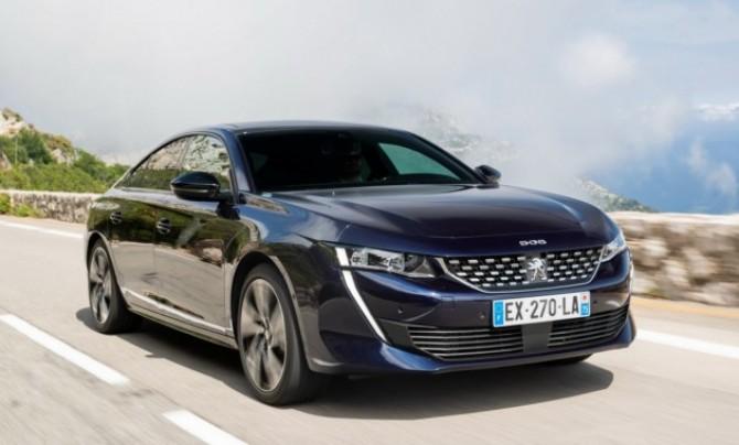 Новый Peugeot 508 придет на …