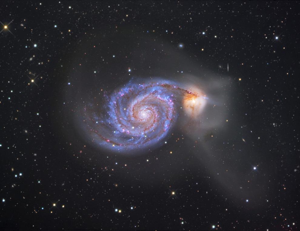 108 Роберт Гендлер: Вселенная в цвете