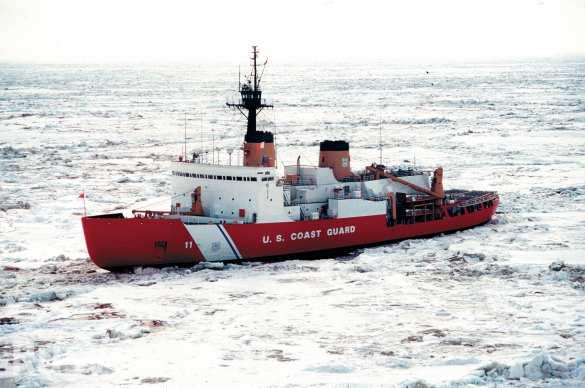 США отказались от учений в Арктике, чтобы не просить о помощи Россию в случае поломки древних ледоколов