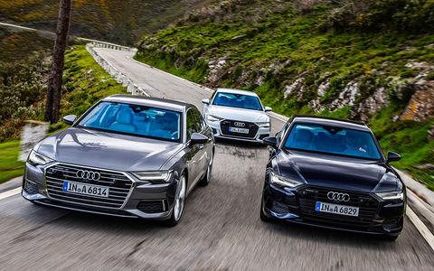 Новый Audi А6: почти А восемь?