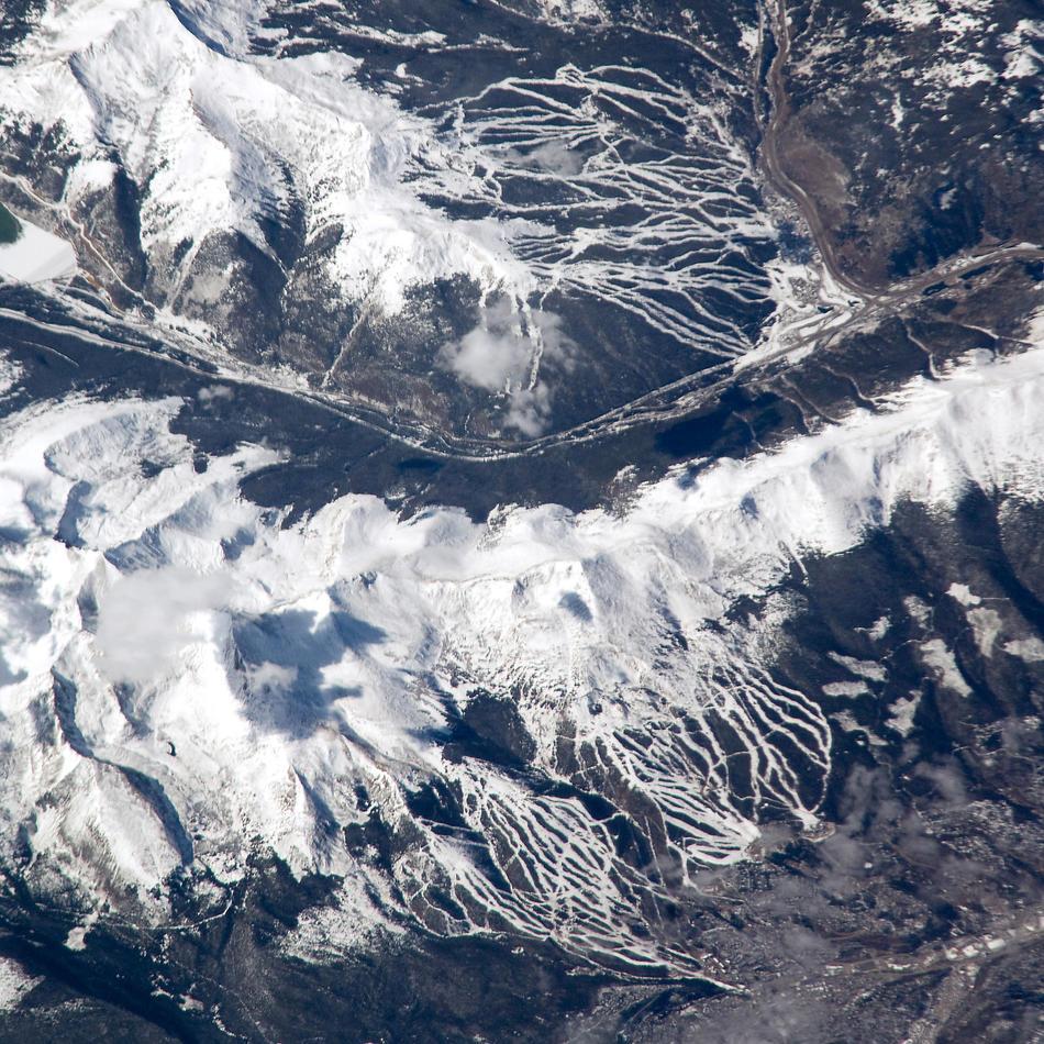 aerials0022 Вид сверху: Лучшие фото НАСА