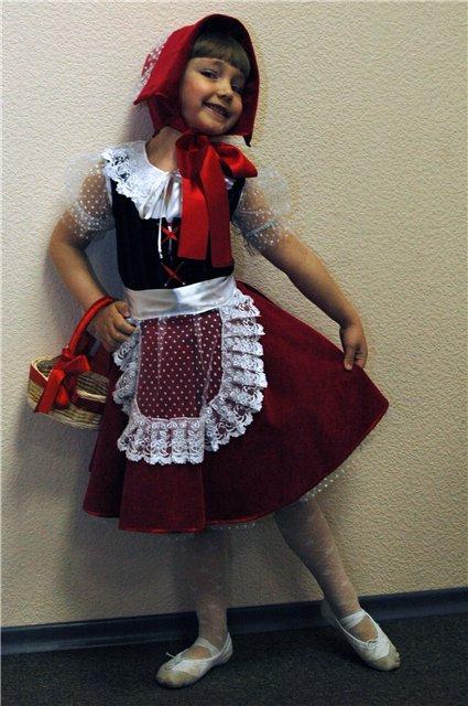 Новогодние костюмы для девочек - подборка идей