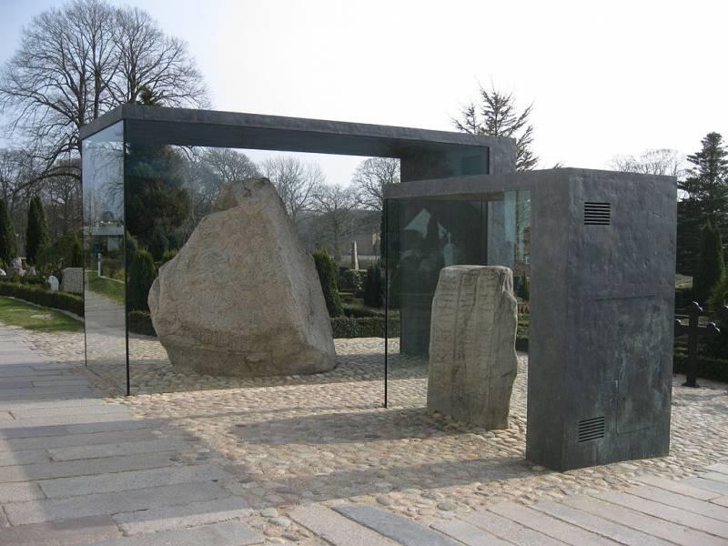 Викинги и рунные камни (часть 1)