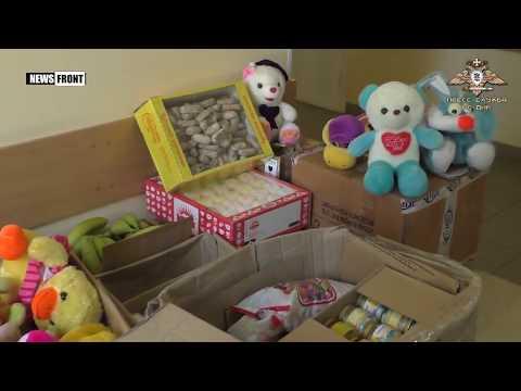 ВС ДНР оказали помощь нуждающимся