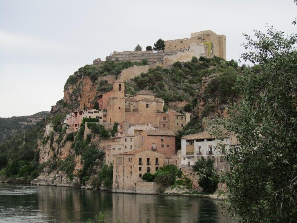 Крепость тамплиеров Миравет