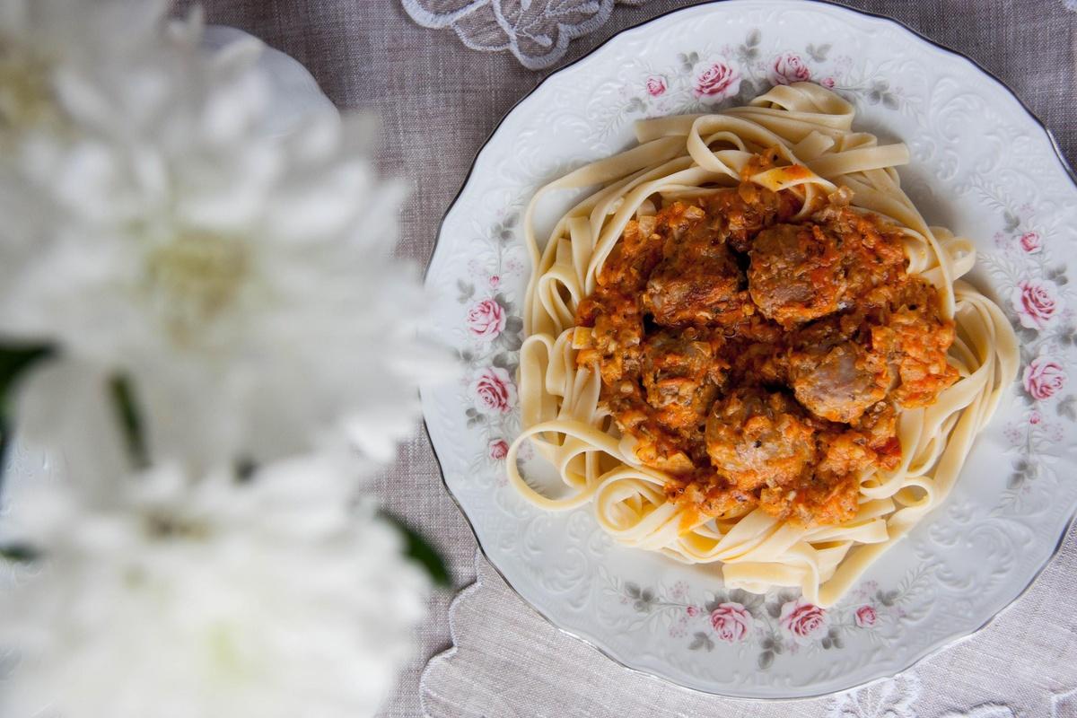 Итальянский ужин: готовим фе…