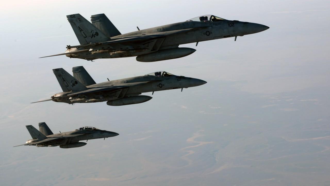 Коалиция во главе с США нанесла новый удар по сирийскому Дейр-эз-Зору