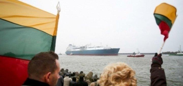 Литва отказалась от российского газа