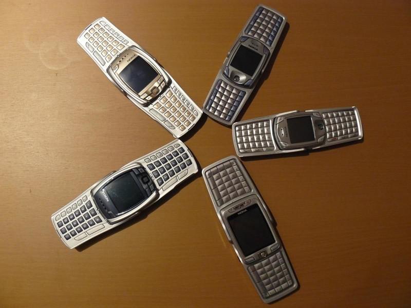 Nokia 6800 нокиа, ностальгия, смартфоны, странные телефоны, телефоны