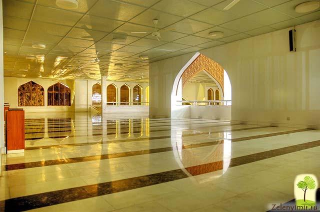 """Красивейшая мечеть """"Великой Пятницы"""" в Мале — исламский центр на Мальдивах - 7"""