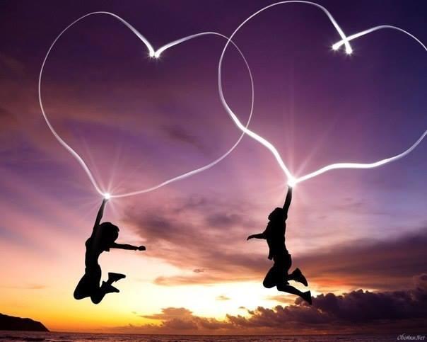 Свободная энергия любви