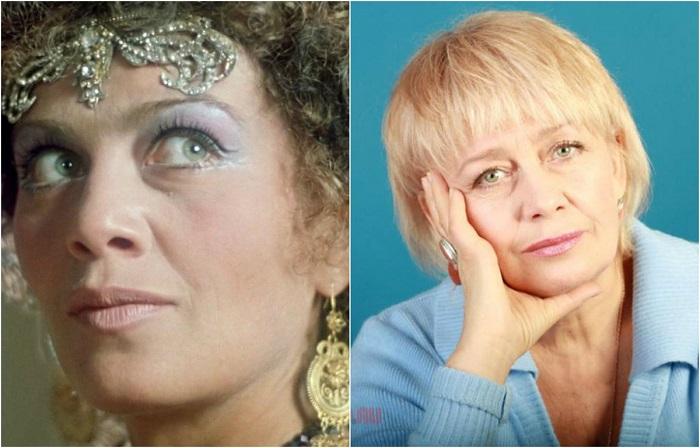 Советская и российская актриса предстала перед зрителями в роли помощницы «магистра тайных сил».