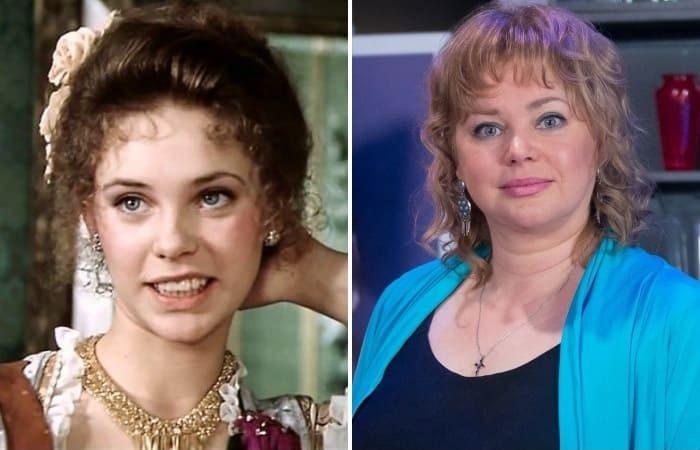 Почему Ольга Машная почти 10 лет не снималась в кино