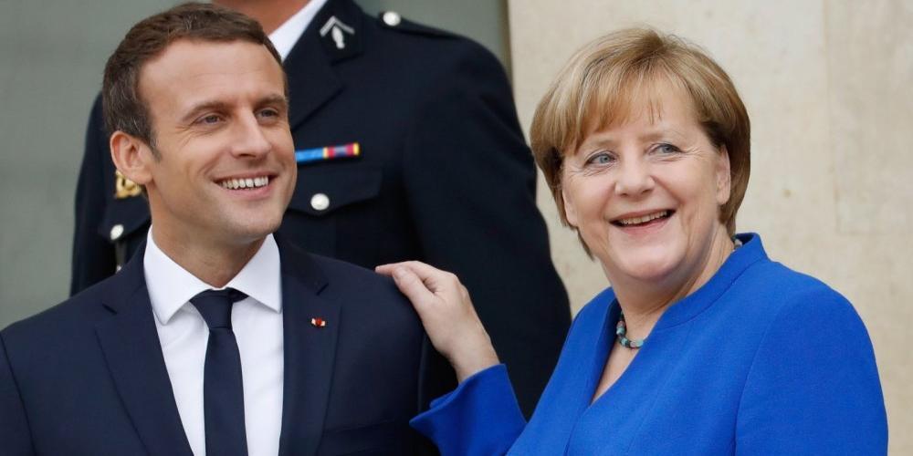 После угроз Трампа Франции Меркель призвала создать европейскую армию