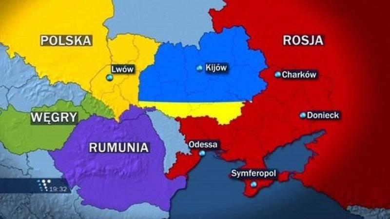 Россия ждет распада Украины