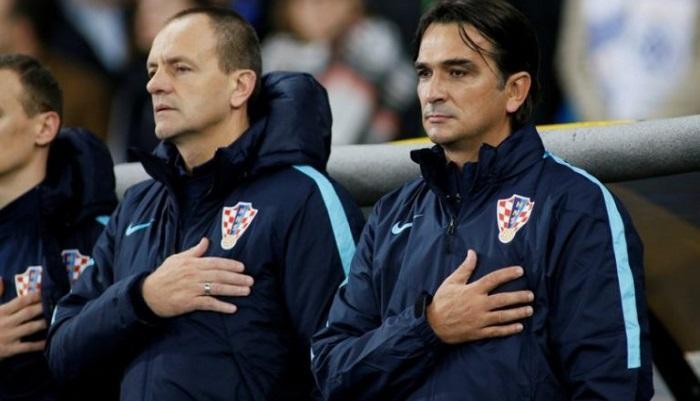 Главный тренер Хорватии шоки…