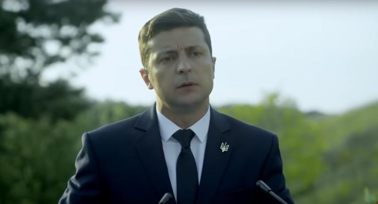 Зеленский рассказал о первых шагах на посту президента Украины