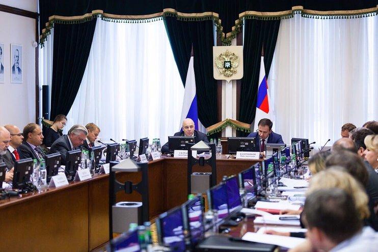 Расходы бюджета РФ на национальную экономику вырастут до 2,64 трлн рублей в 2019 году