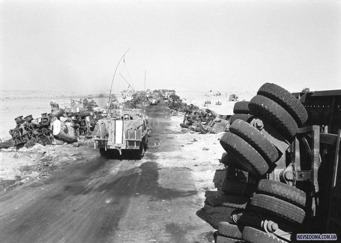 Советские танки на службе Израиля