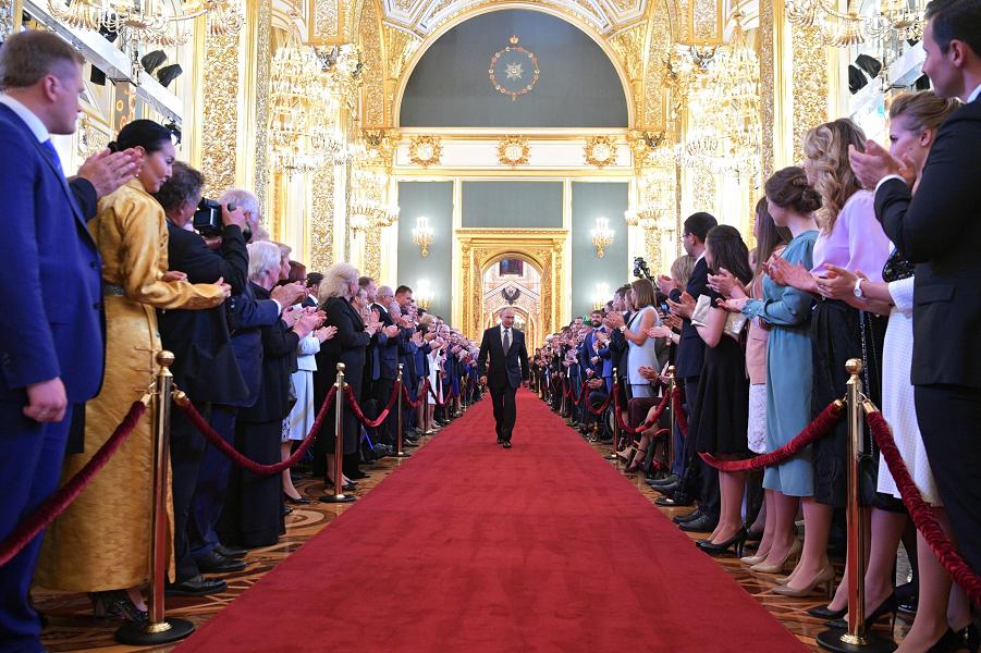 """Журнал """"Форбс"""" вернул Путина в мировые лидеры"""