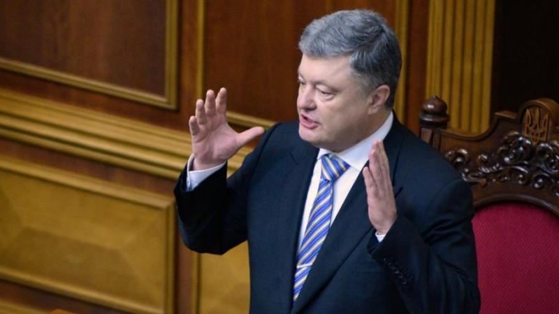 Порошенко обрадовался открытию Крымского моста