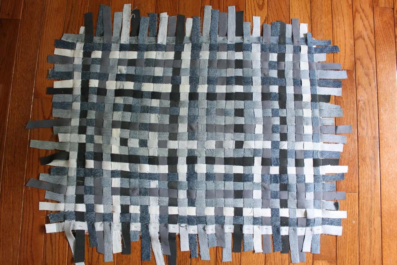 Liesl Made Denim Woven DIY