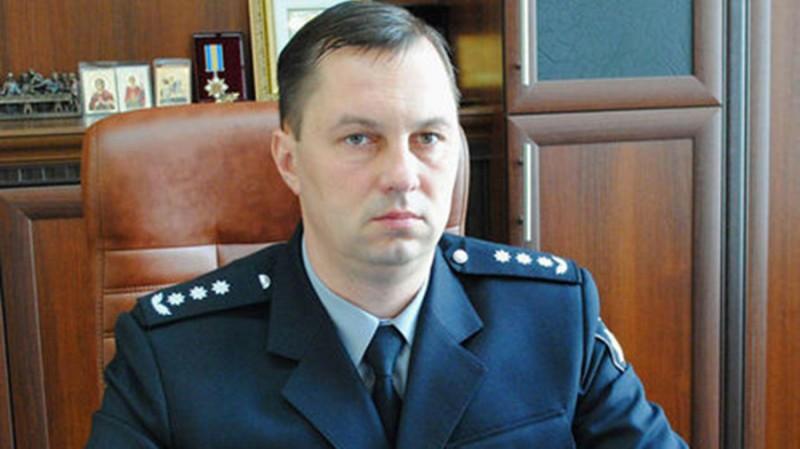 В Одессе закидали камнями начальника полиции