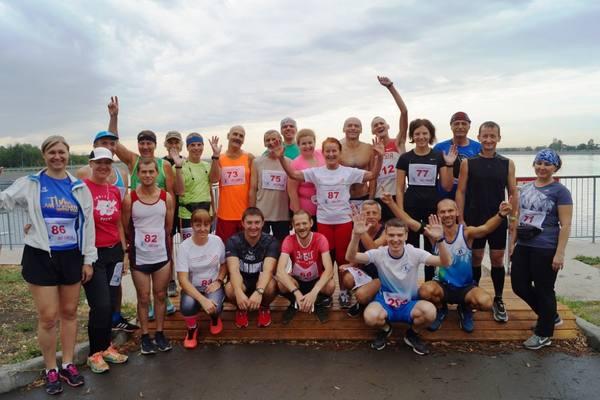 Более 70 участников собрал на Гребном канале в Ростове «Фестиваль марафонов»