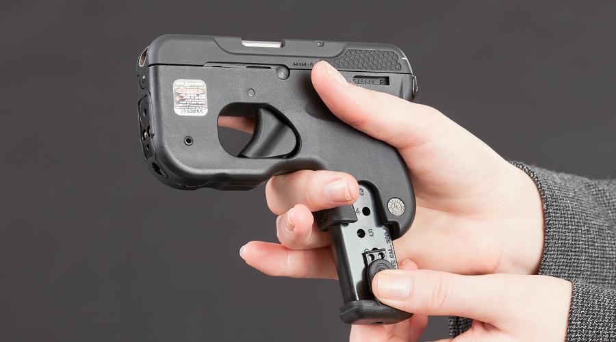 Пистолеты, которые помещаютс…