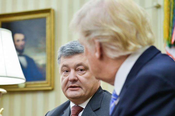 """Корнейчук о статье Порошенко в Washington Post: «Открытый """"плевок"""" в лицо Трампу»"""