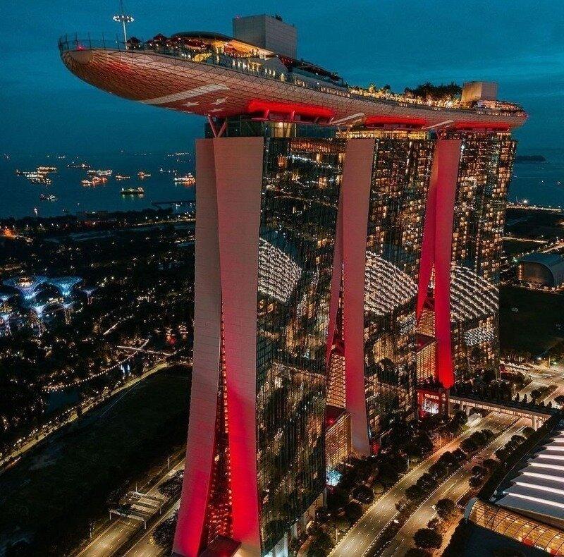 7 удивительных вещей Сингапура, одной из самых богатых стран мира