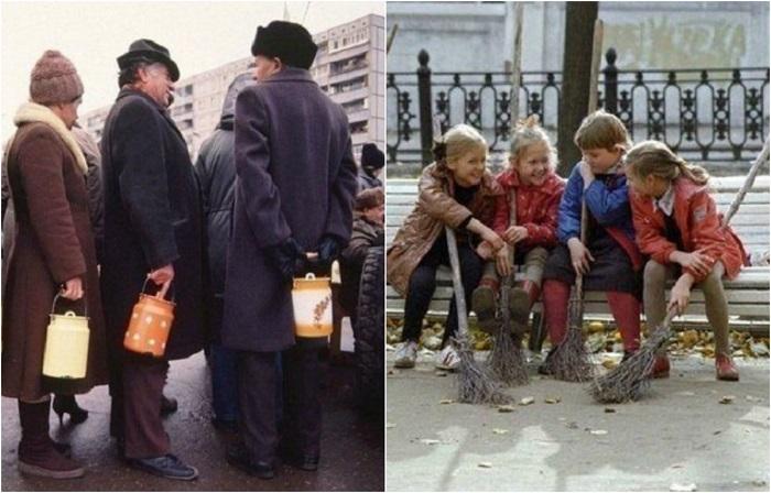 Назад в СССР: Незабываемые моменты из прошлого на снимках неизвестных фотографов