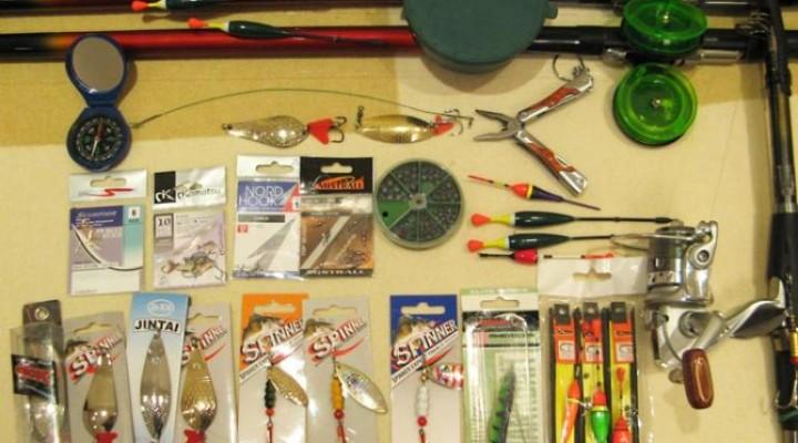 для рыбалки нужно