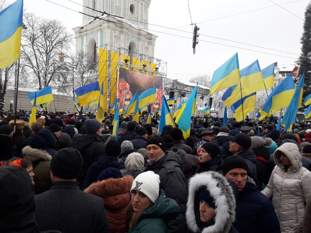 Печальное зрелище: в Московском патриархате прокомментировали киевский раскольнический шабаш