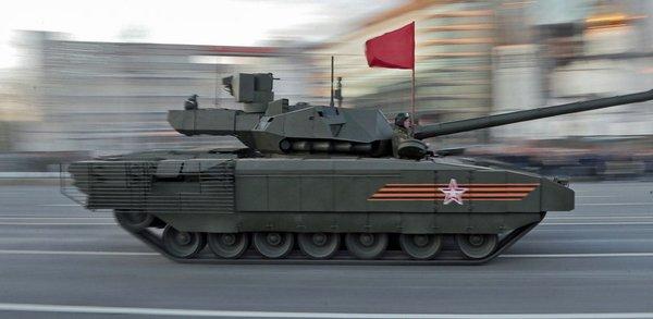 """Замена танку """"Армата"""" - машина с """"новыми физическими принципами"""""""