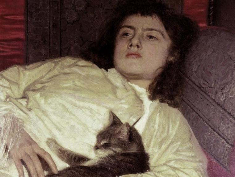 Кто первым начал «тянуть кот…