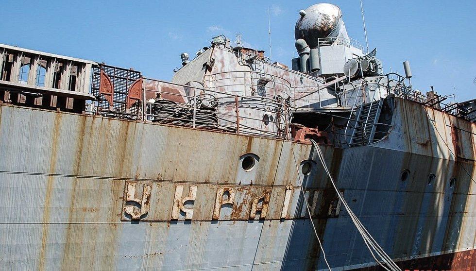 Мощный украинский флот будет…