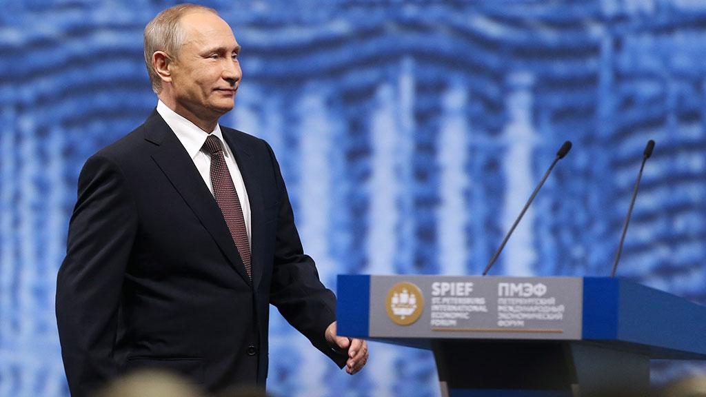 Вот так изоляция: к Путину е…