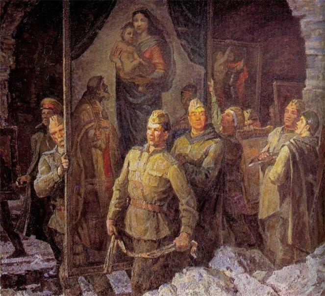 Знаменитые трофеи Великой Отечественной войны