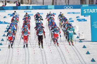 Россия осталась на 15-м месте в медальном зачете перед последним днем ОИ