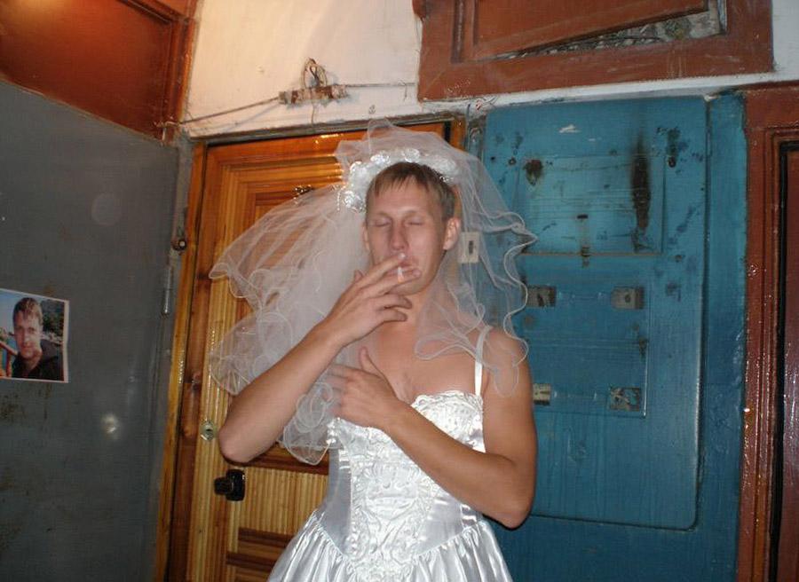 Свадебный ад. Как отмечают с…