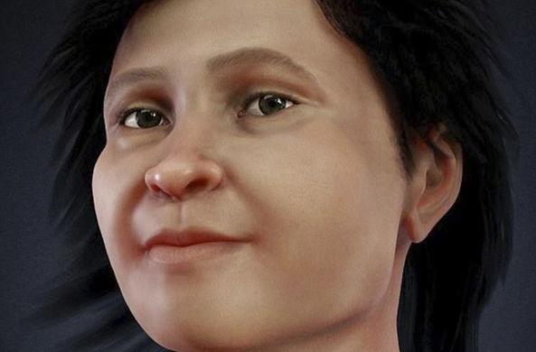 Ученые восстановили внешность женщины майя, погибшей 14000 лет назад
